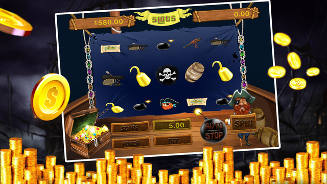 Captian Boat - Luxury Vegas with Wheel of Fortune Bingo Slots Games