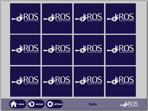 R.O.S. Memory Game