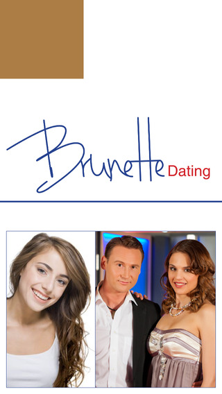 Brunette Dating