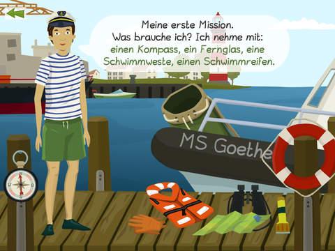 S.O.S. Ostsee для iPad