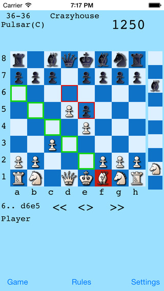 Pulsar - Chess Variants