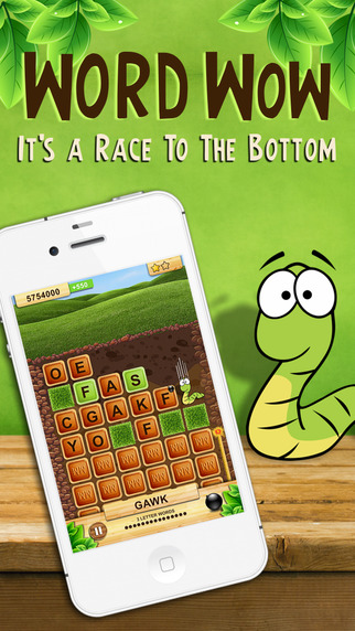 Word Wow - Boggle and scramble your mind with the best word game ever