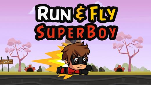 Run Fly Superboy