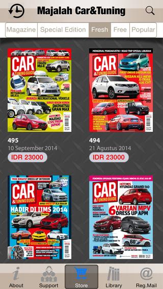 Majalah Cars Tuning Guide