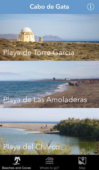 Cabo de Gata App