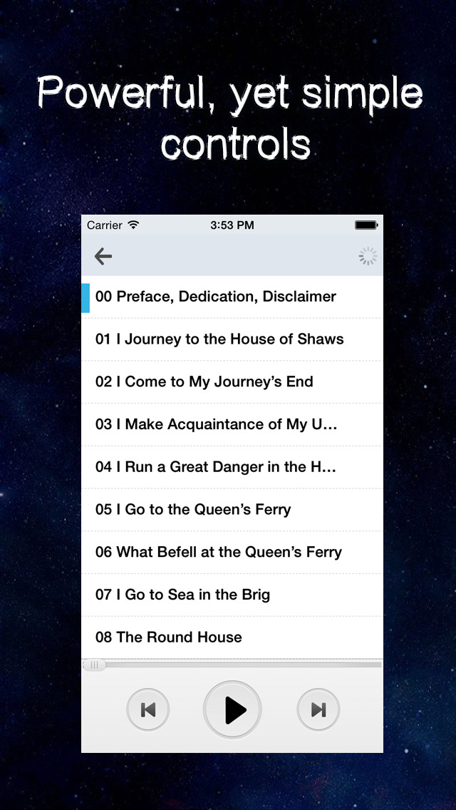 AudioBooks - Download and Listen to the Meaningful Books Скриншоты4
