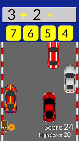 Math Master Racing
