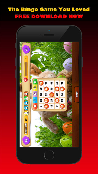 BINGO 4 EASTER - Play Online Casino and the Easter Holiday Card Game for FREE