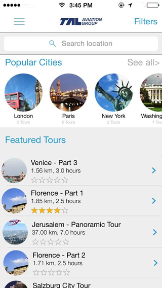 TAL Aviation Travel Guide
