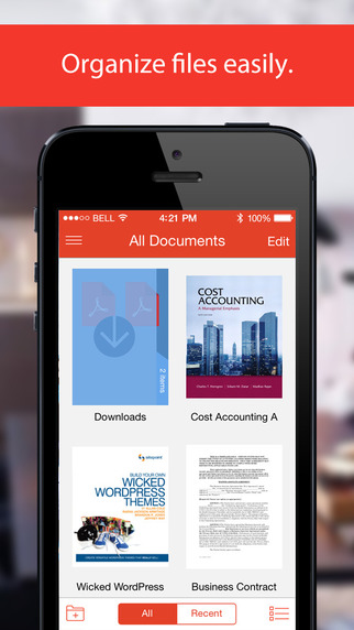 PDF Editor Pro - Create Edit and Annotate PDF Documents