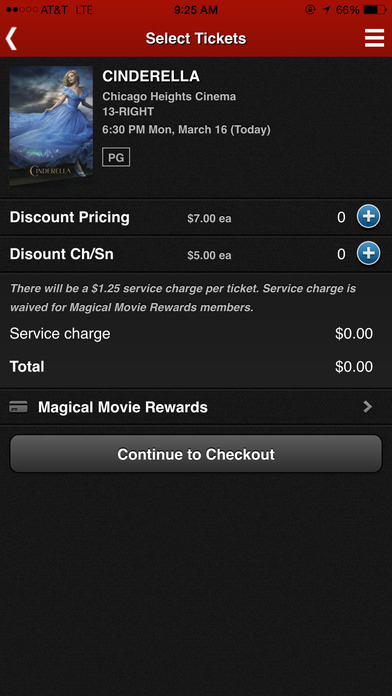 Marcus Theatres now offers a free mobile app. Marcus Theatres offers a quality digital experience at an affordable price. Download today for easy access to: Showtimes - Mobile Ticketing - Digital Ticket Redemption (Redeem a digital copy of your ticket from your phone) - Location information via GPS/5(33).