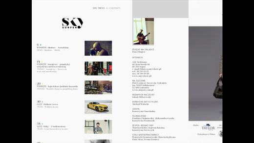 Sky Surfer Szczecin Airport Magazine