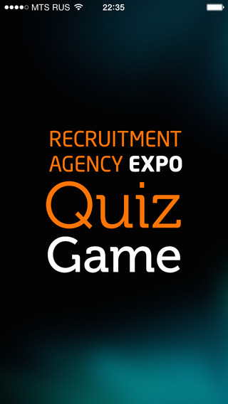 Recruitment Agency Expo Quiz Game