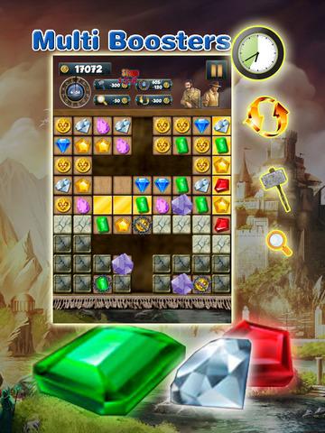 Super Gem Quest 2 - The Jewels (pro version)screeshot 3