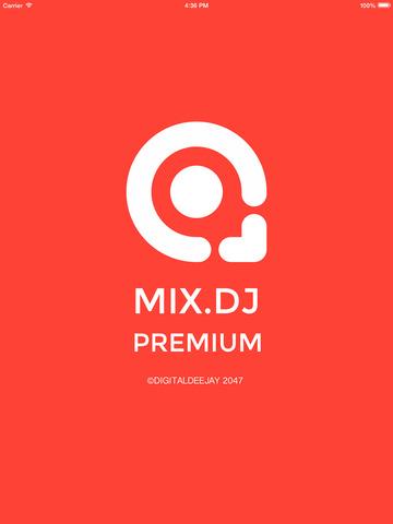 mix.dj HD Premium Screenshots
