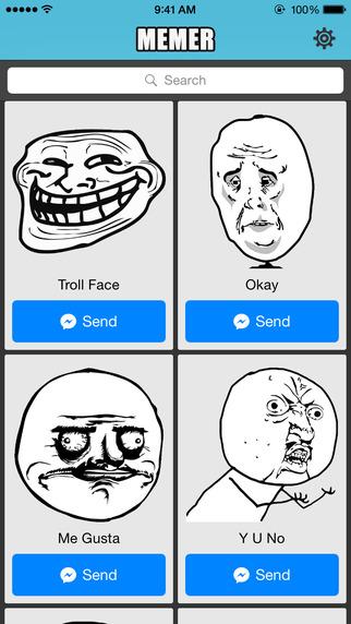 Memer for Messenger