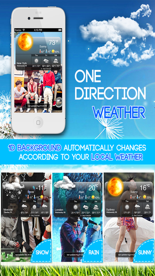 Weather: One Direction Edition Free