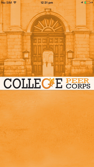College Peer Corps