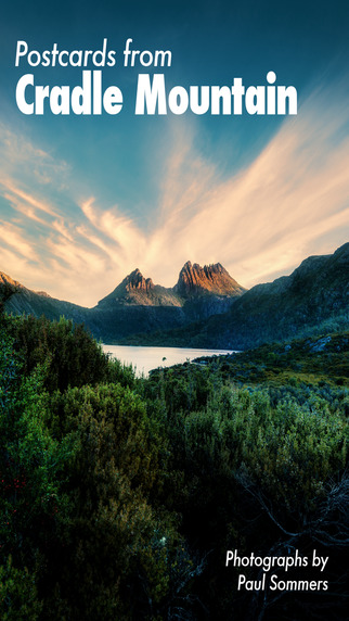 Postcards from Cradle Mountain