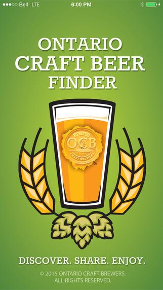 Ontario Brewers Beer Finder