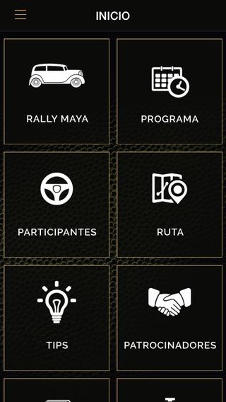 Rally Maya México