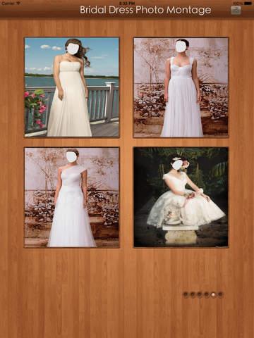 Bridal Dress Photo Montage|玩攝影App免費|玩APPs