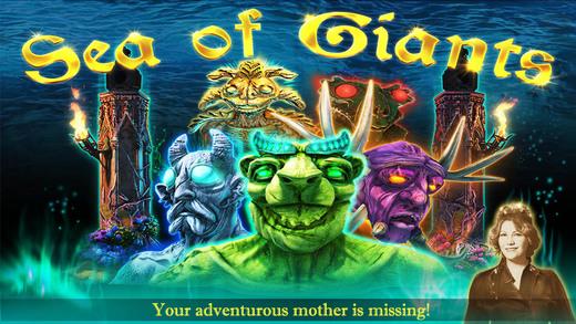 Hidden Mystery Island : Sea of Giants A Classic Point Click