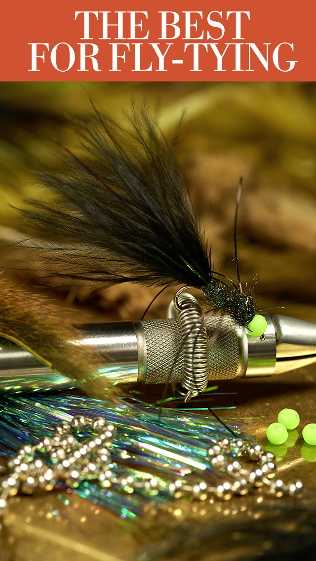 Trout fisherman magazine enter the world of fly fishing for Fly fishing apps