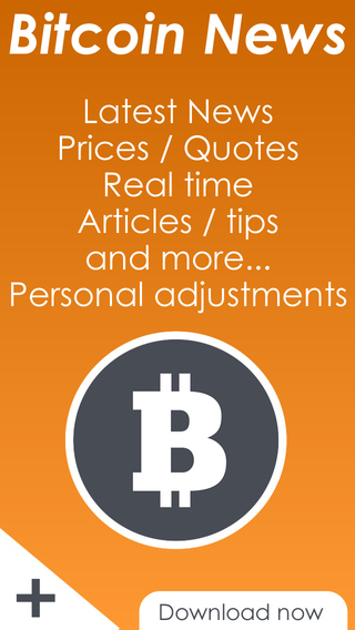 Bitcoin News App - Bitcoin finance news reader Bitcoin Rates Quotes and articles from all over the w