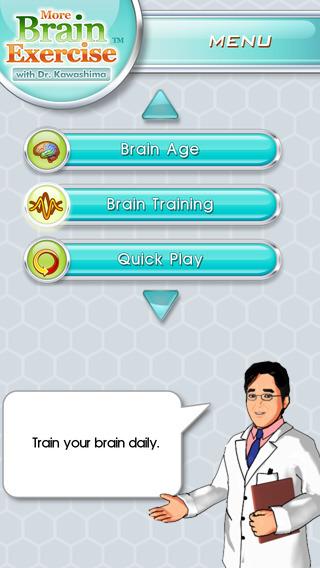 More Brain Exercise with Dr. Kawashima