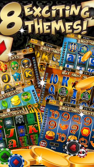 Hot Shot Slots - Wild Jackpot Winner