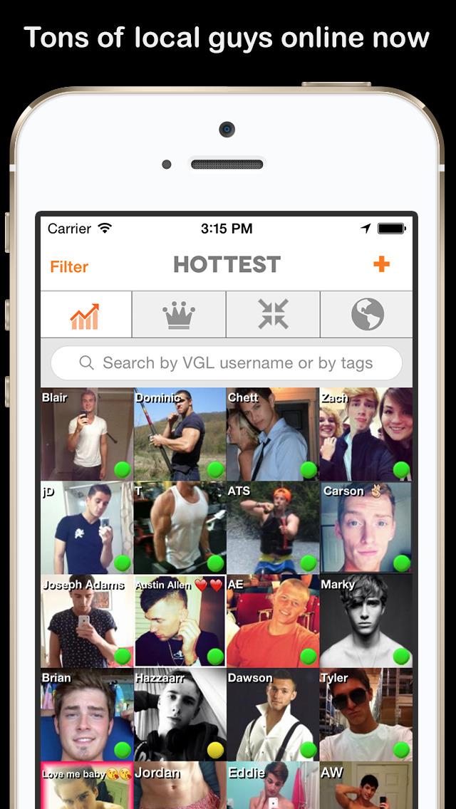 Homo dating app