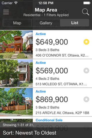 Ottawa Property Locator screenshot 2