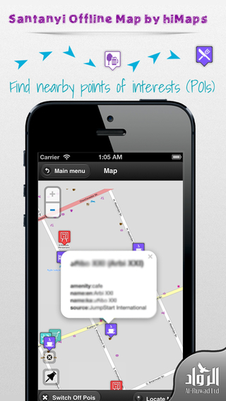 Santanyi Offline Map by hiMaps