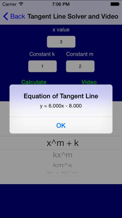 Calculus Pro iPhone Screenshot 1