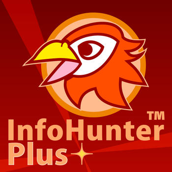 InfoHunterPlus for iPad LOGO-APP點子