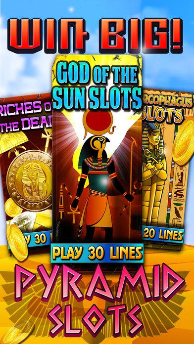 Screenshot 4 Игровые автоматы — Way Пирамиды (Magic Journey Of Gold Casino тире) — БЕСПЛАТНО