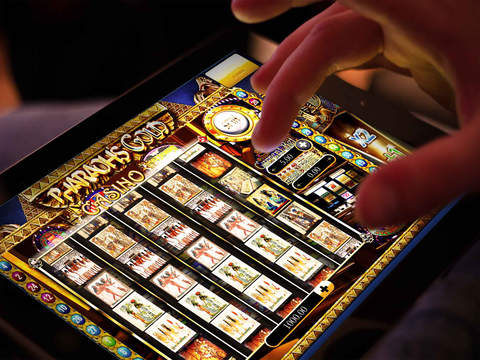 ` A Abbies 777 Egypt Pharaoh Jackpot Big Win Classic Slots-ipad-0