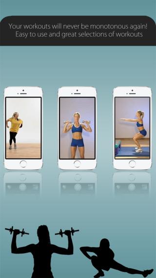 Ladies Video Workout