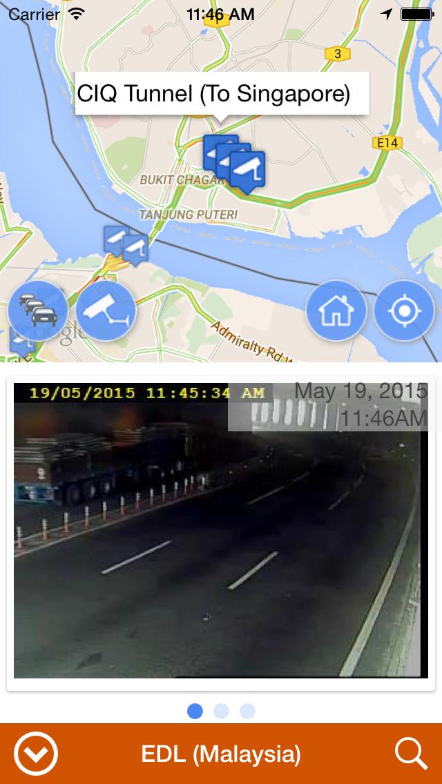 Pandoo – SG MY Traffic