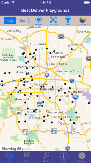 Best Playgrounds in Denver