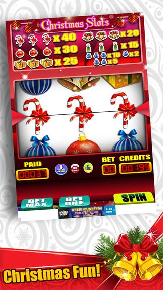 Ho Ho Ho Sleigh Bell Slots Game