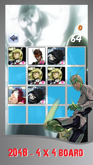 Terra Formars 2048 Edition - All about best puzzle : Trivia game