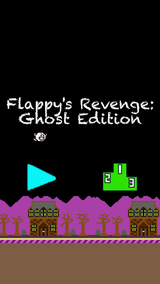 Flappy's Revenge: Ghost Edition
