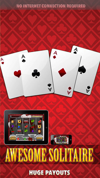 Awesome Solitaire Slots - FREE Slot Game Vegas Casino