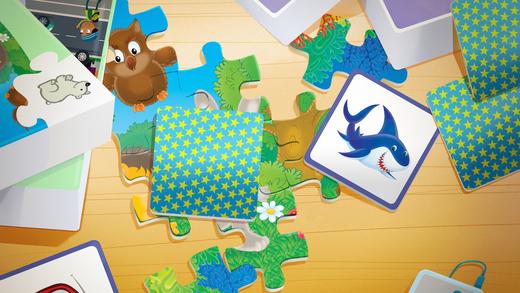 Animal Matching Game for Kids