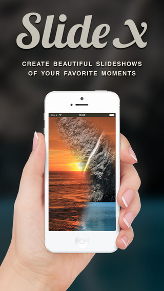 Slide X ● Slideshow Creator ● Combine pictures to create magical slide show videos