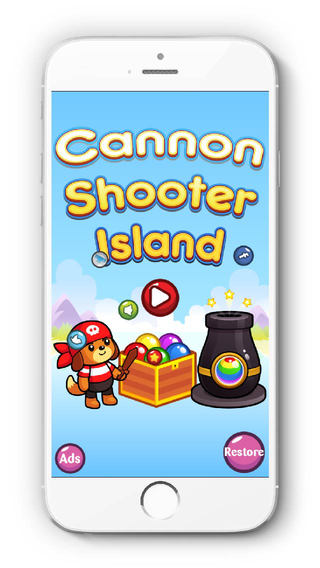 Cannon Shooter Island