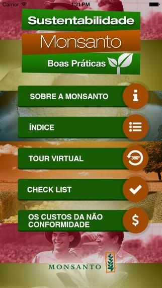 Manual Boas Práticas Monsanto