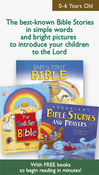 My First Bible Stories for Christian Family Catechism and Sunday School